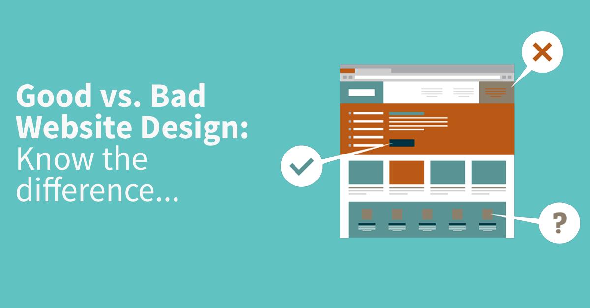 عناصر آزار دهنده در طراحی وب سایت